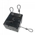 防盜拉繩 拉線盒 高強度回收力易拉扣 5