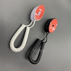 手機防盜鏈 手機模型展示防盜鏈 手機展示拉線盒防盜鏈