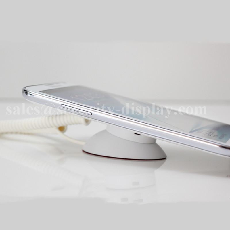 彈簧式臥式磁力手機機模防盜展示器 9