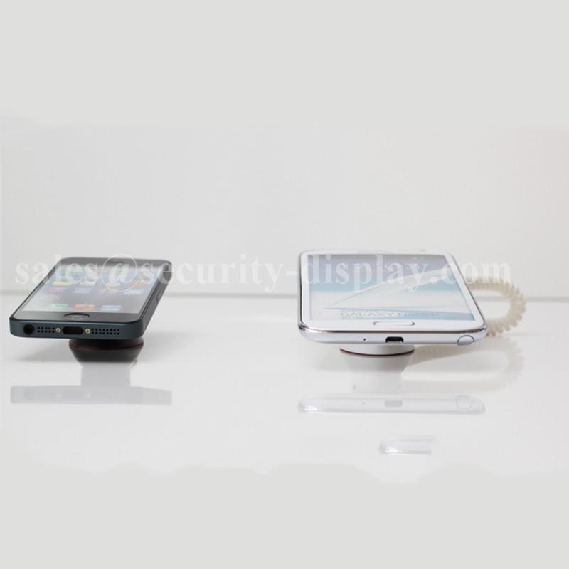 弹簧式卧式磁力手机机模防盗展示器 3