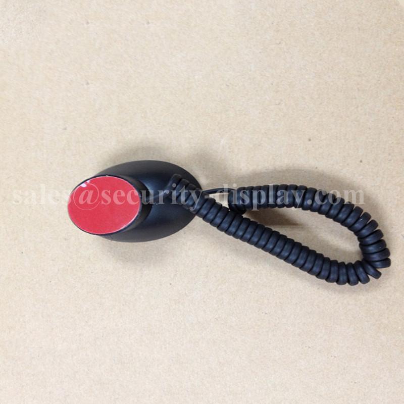 彈簧式臥式磁力手機機模防盜展示器 12