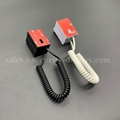 Security Display Mechanical Retractor / Pull box / Recoiler for mobile phone