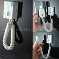 手機展示自動伸縮防盜鏈 拉線盒 磁力座模型防盜器 牆挂拉繩 7