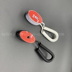 自动伸缩防盗链拉线盒 磁力座拉线盒