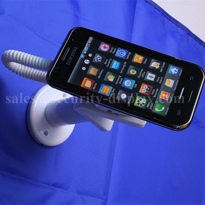 亞克力手機展示支架 透明水晶支架 手機模型展示架 手機防盜支架 12
