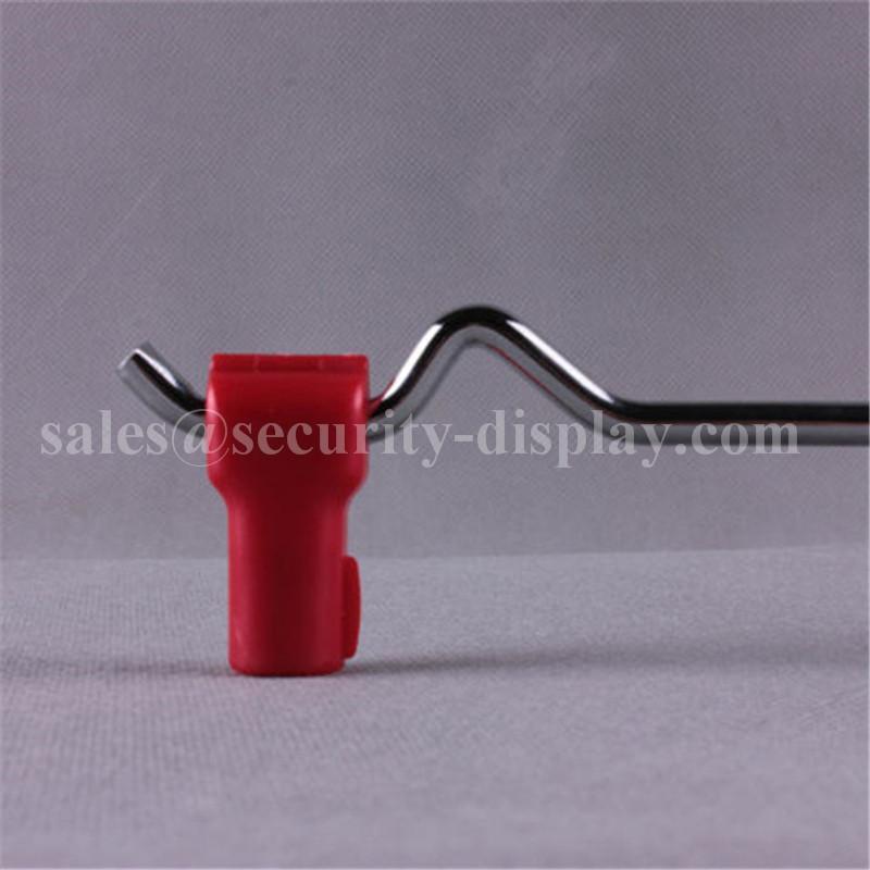 貨架挂鉤防盜小紅鎖扣 數碼賣場防盜配件貨架挂鉤鎖 5