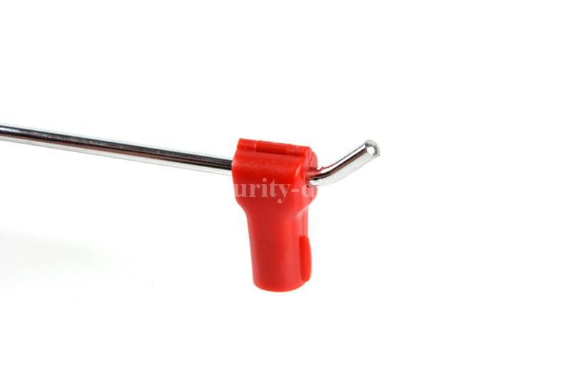 貨架挂鉤防盜小紅鎖扣 數碼賣場防盜配件貨架挂鉤鎖 6