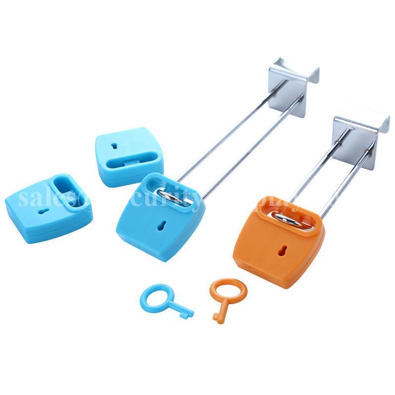 Double Bar EAS Security Hook Stop Lock