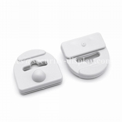 Self Hanging Accessories Security Tag