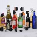 超市红酒防盗标签 洋酒防盗酒瓶标签 商场防盗酒瓶帽 酒瓶防盗扣 8