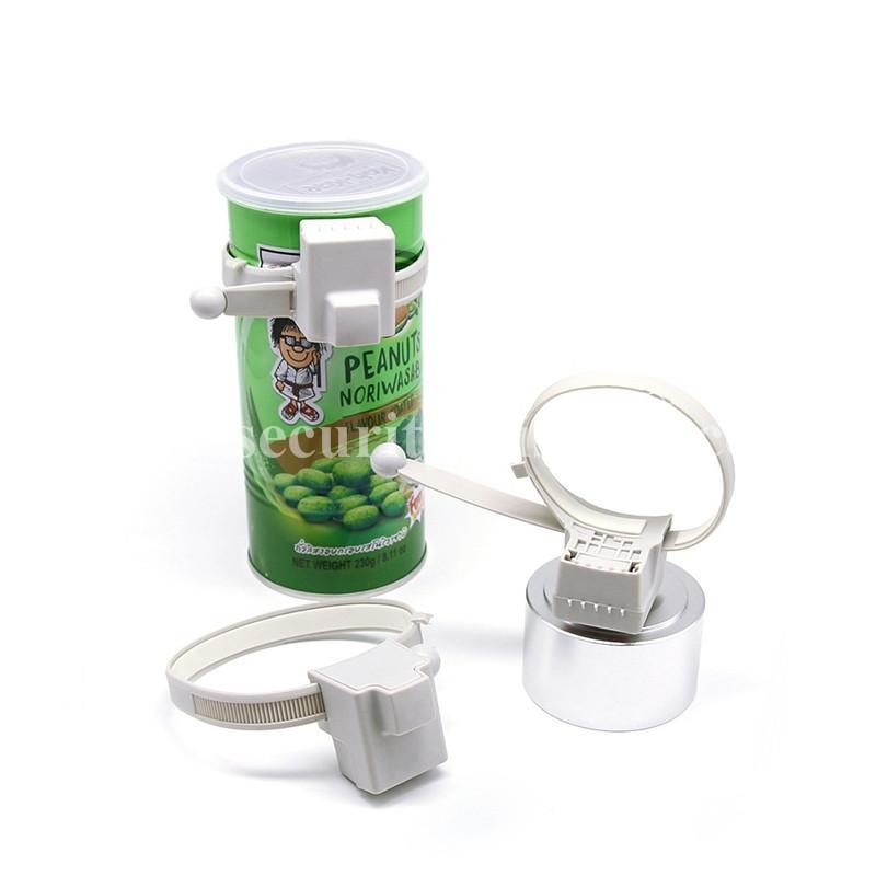 EAS保温杯防盗扣 圆柱形瓶装水杯商品防盗绑带  2