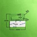 自粘透明PVC挂鉤高粘飛機孔挂鉤PET挂鉤圓孔PP挂鉤包裝彩盒問號鉤 12