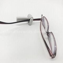 超市小榔头眼镜防盗标签EAS太阳眼镜防盗扣