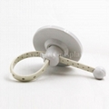 EAS Round Platic Anti-theft Cable Bottle Tag 6