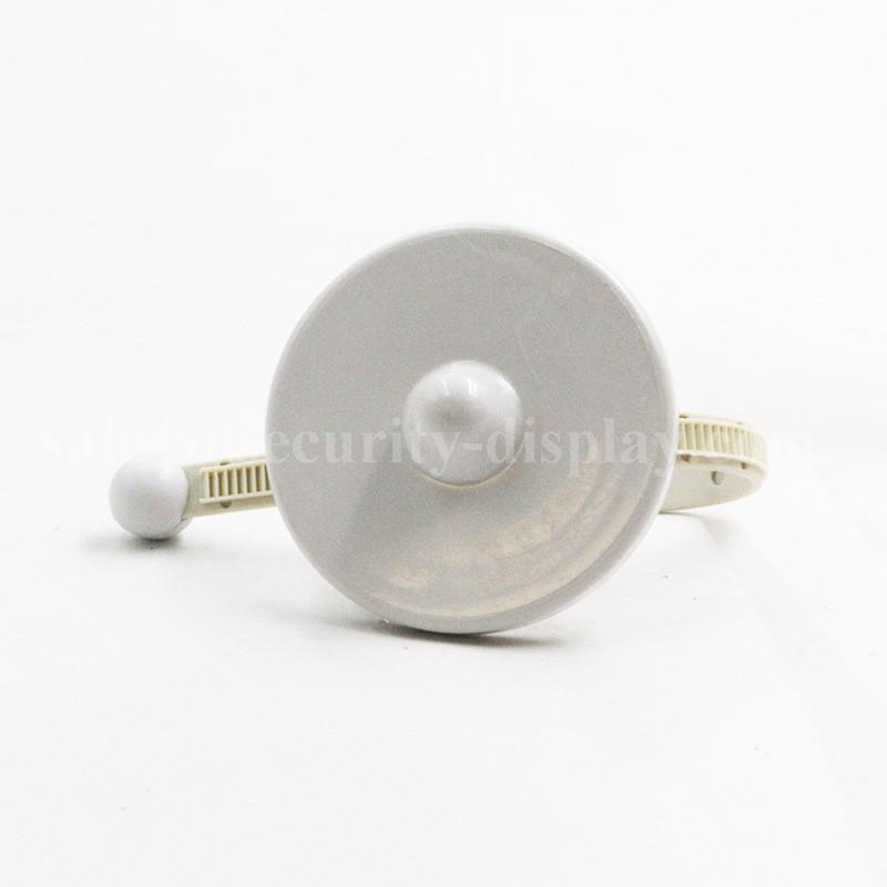 EAS Round Platic Anti-theft Cable Bottle Tag 7