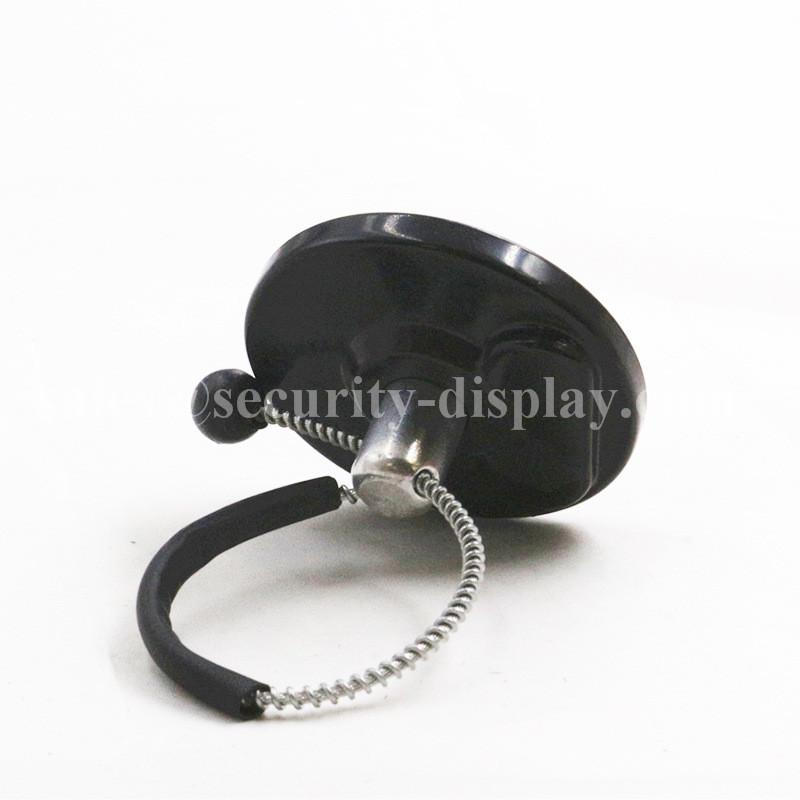 EAS Round Metal Anti-theft Cable Bottle Tag 5