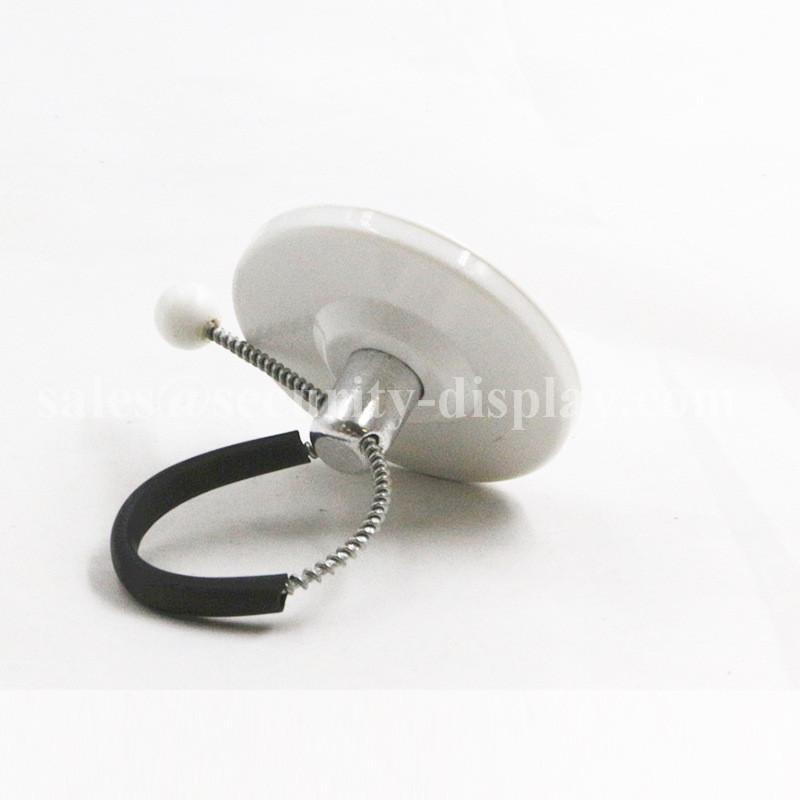 EAS Round Metal Anti-theft Cable Bottle Tag 8