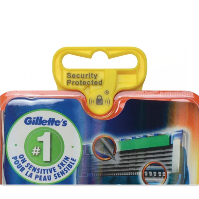 防盗挂签 EAS 新款标签 领带夹 电池防盗夹 超市包装货架挂钩标签 5