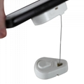 Pullbox compact white Recoiler,Merchandise Security Tether,Security Recoiler