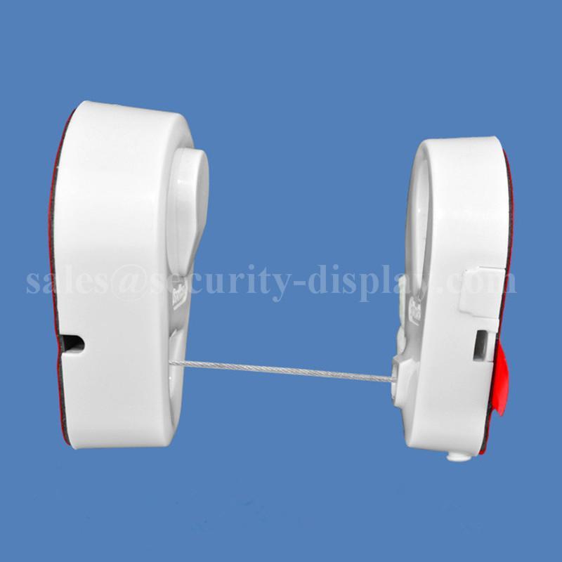 手机防盗拉线盒 自动伸缩钢丝绳 接线盒拉线器 手机防盗链展示拉线绳 9