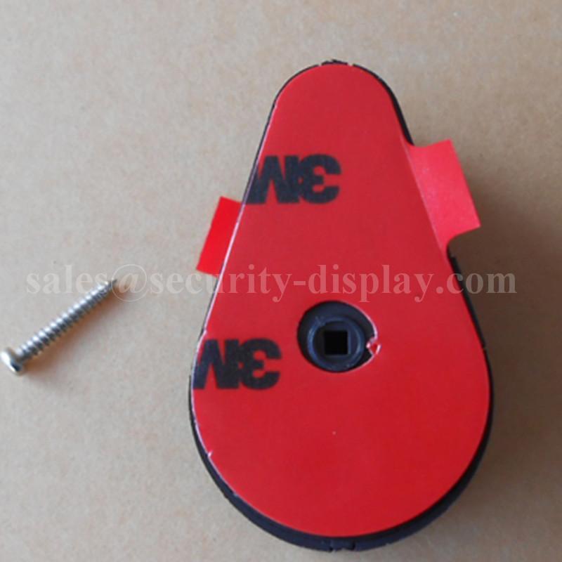 手机防盗拉线盒 自动伸缩钢丝绳 接线盒拉线器 手机防盗链展示拉线绳 2