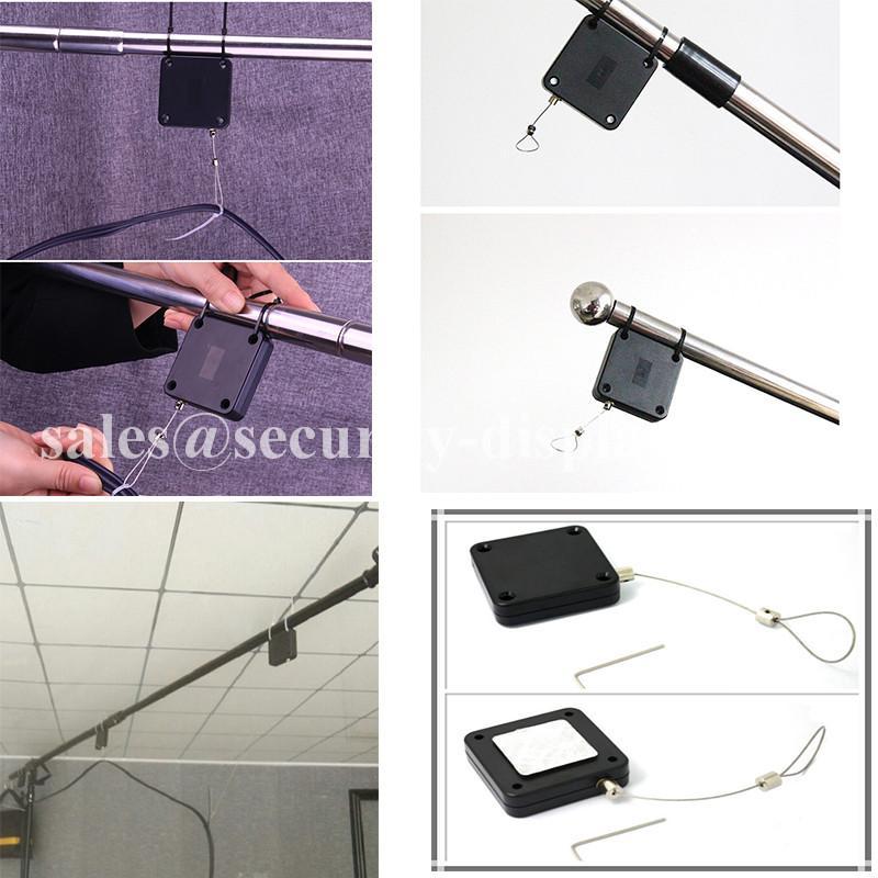 防盗拉绳 拉线盒 高强度回收力易拉扣 3