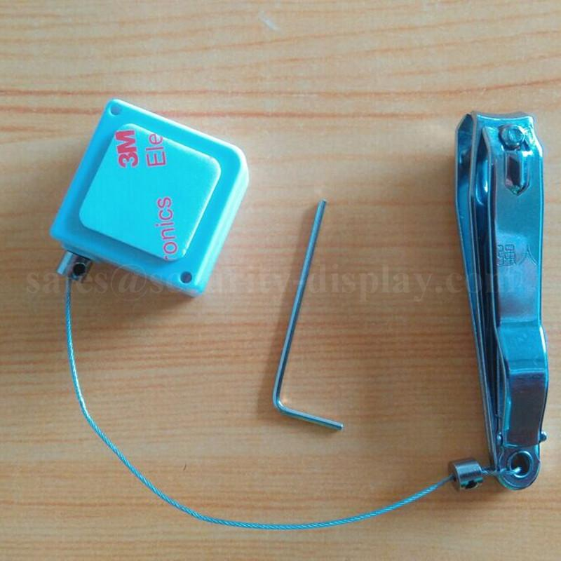 Security Cable For Digital Product Retractable Anti-theft Pull box Recoiler 2