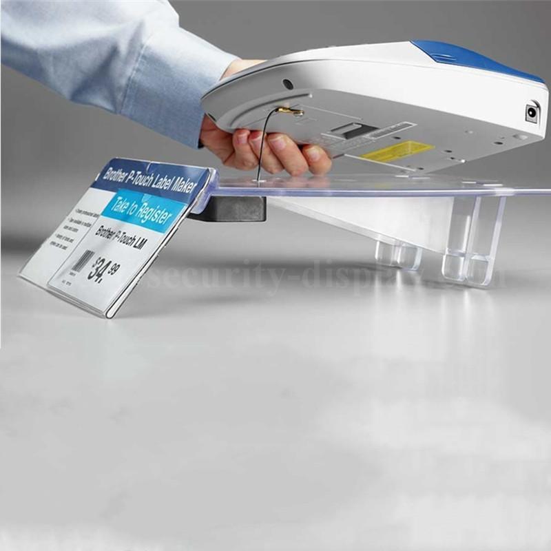防盜展示鋼絲拉線盒 易拉扣 自動伸縮盒 4
