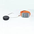 Round Anti-Theft Display Retractors with