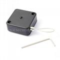 防盜伸縮拉線盒 商品演示展架防丟扣卷微型配件 方形拉線盒 11