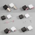 伸缩防盗拉线盒 小商品展示软胶端子 测试笔防盗器 化妆品防盗 4
