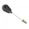 水滴形自动伸缩手机防盗器 手机防盗链 商品防盗展示器 3