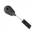 水滴形自动伸缩手机防盗器 手机防盗链 商品防盗展示器 4