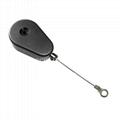 水滴形自动伸缩手机防盗器 手机防盗链 商品防盗展示器 5
