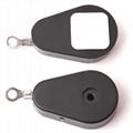 水滴形自动伸缩手机防盗器 手机防盗链 商品防盗展示器 6