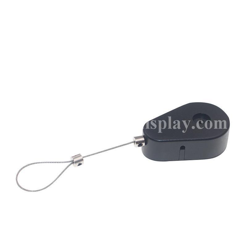 水滴形自动伸缩手机防盗器 手机防盗链 商品防盗展示器 12