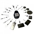 水滴形自动伸缩手机防盗器 手机防盗链 商品防盗展示器 15