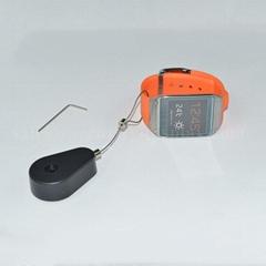 防盜拉線盒 商品展示防盜繩 手機防盜鏈拉線防盜盒