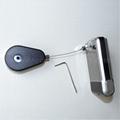 手機展示防盜架 防盜拉線盒 展示品防盜盒 自動伸縮卷線盒  9