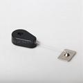 水滴型防盗展示拉线盒 超市商品展架防丢器 钢丝绳微型收线器 7