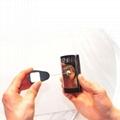 水滴型防盗展示拉线盒 超市商品展架防丢器 钢丝绳微型收线器 9