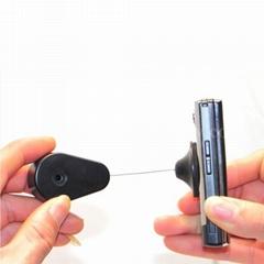 手機防盜拉線盒  商品防盜挂繩 伸縮拉線盒