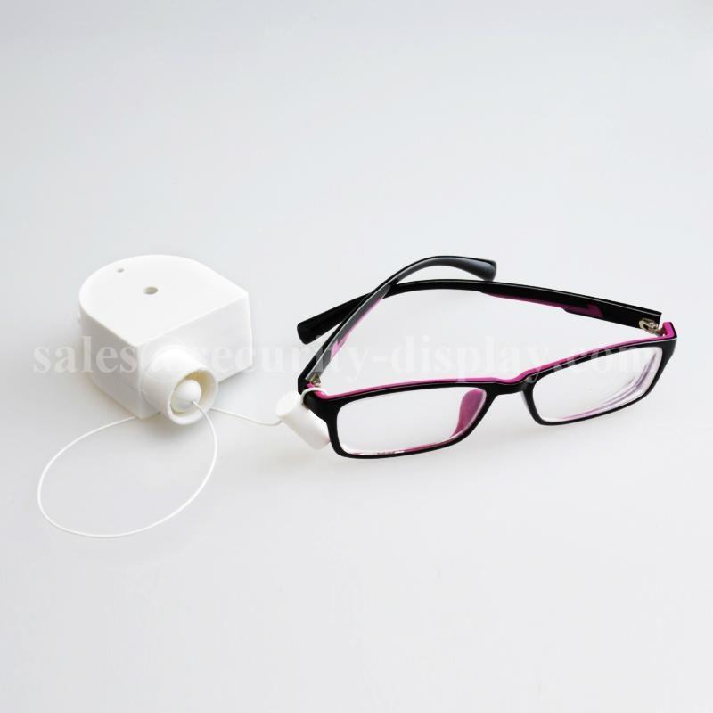 眼镜防盗钢丝拉线盒 自动伸缩拉线锁 易拉得 1