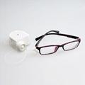 眼镜防盗钢丝拉线盒 自动伸缩拉