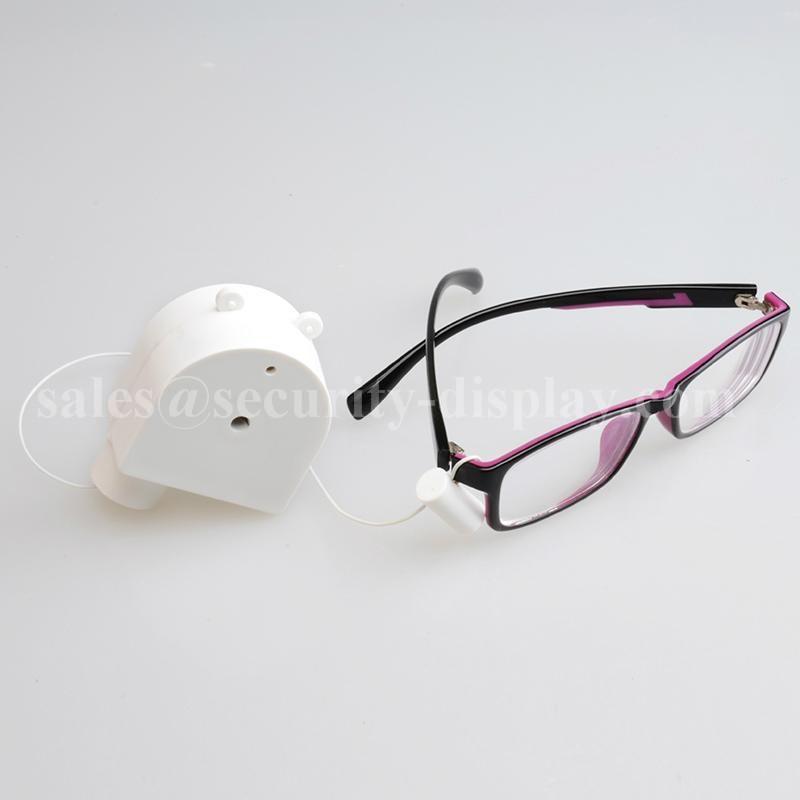 眼镜防盗钢丝拉线盒 自动伸缩拉线锁 易拉得 2