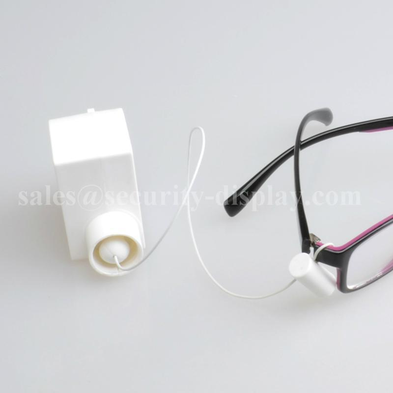 High Quality Anti Theft Retractable Pull Box for Glasses,Earphone 3