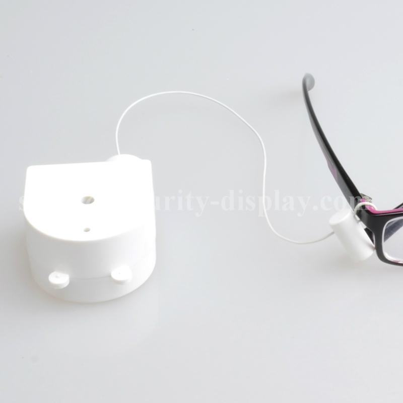High Quality Anti Theft Retractable Pull Box for Glasses,Earphone 4
