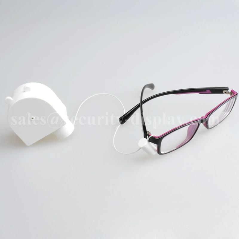 High Quality Anti Theft Retractable Pull Box for Glasses,Earphone 5
