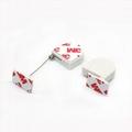 D-shaped Mini Anti Theft Retractable