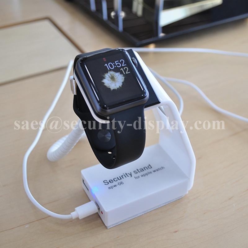 蘋果智能手錶展架,蘋果店專用Apple Watch展示架 8